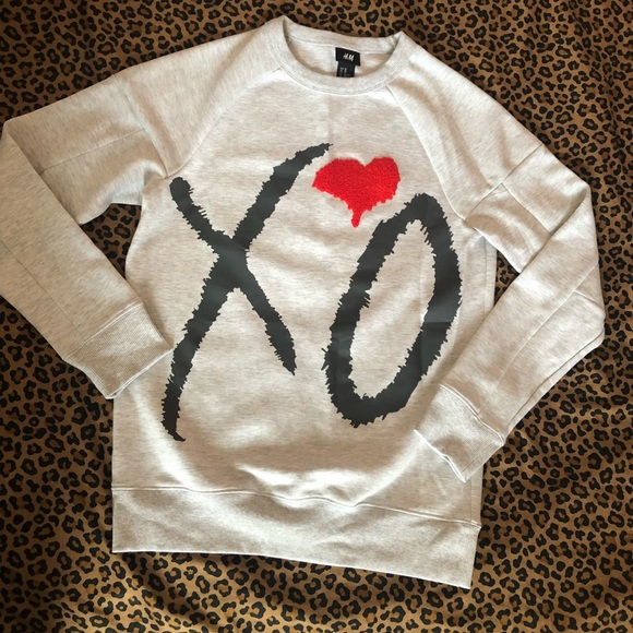 H&M Other - The Weeknd H&M sweater.